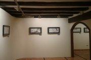 El museo Juan Cabré reabre con las ilustraciones de Paco Lafarga