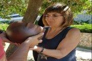 Fallece la alcañizana Marisa Ibáñez, bibliotecaria de Cunit