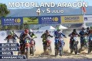 El Campeonato de España de Motocross, a puerta cerrada, en MotorLand