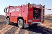 Ardieron el lunes 13 hectáreas de cultivo y monte bajo en Alcañiz
