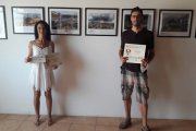 El fotógrafo Bruno Durán, ganador del concurso Iberos en el Bajo Aragón