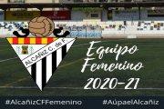 El Alcañiz Club de Fútbol crea un equipo femenino