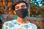 Para jóvenes bajoaragoneses con mascarilla en instagram