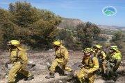 """Alertan de que el operativo de incendios podría peligrar """"por compromisos políticos"""""""