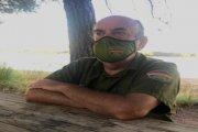 Javier Escorza: cambiar el modelo de extinción de incendios no se entendería