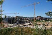 Se aleja de nuevo la construcción del hospital de Alcañiz