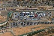 Se prepara la seguridad de los campeonatos de MotoGP en Alcañiz