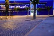 Dispositivo de seguridad durante MotoGP en Alcañiz