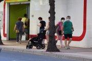 Veintisiete nuevos contagios el domingo en el Bajo Aragón, donde aumentan los ingresos