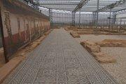 La Loma del Regadío de Urrea se promociona junto a otras villas romanas de España