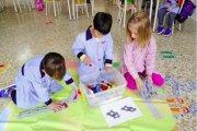 La Inmaculada de Alcañiz enseña robótica básica a sus alumnos de Infantil