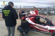 Investigados por motores robados usados en pruebas de MotorLand