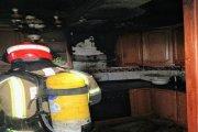Incendio en una vivienda de Alcorisa