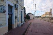 Los viajes en tren entre Zaragoza y Caspe comenzarán a recuperarse en enero
