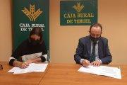 Caja Rural de Teruel renueva ayudas para los empresarios turísticos bajoaragoneses