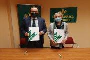 Caja Rural apoya a la Fundación Quílez Llisterri en la creación del Museo de Alcañiz