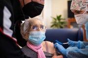 Residencias bajoaragonesas reciben la segunda dosis de la vacuna