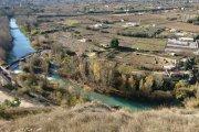 El Bajo Aragón espera fuertes vientos
