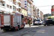 Arde la cocina de una vivienda de Alcañiz