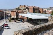 Vecinos de Alcañiz pueden registrar sus sugerencias sobre dos asuntos de la estación de autobuses