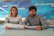 """El PP de Alcañiz frena su petición de rebaja de sueldos políticos """"en favor de un acuerdo"""""""
