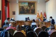 El Ayuntamiento de Caspe prorroga por diez años la recogida de residuos sólidos