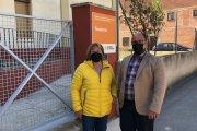 Instalarán bombas de calor en el colegio de Fuentespalda