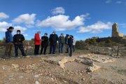 En marcha excavaciones y limpieza en yacimientos íberos bajoaragoneses