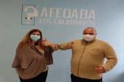 Loga Salud dona 624 euros para familiares y enfermos de Alzheimer