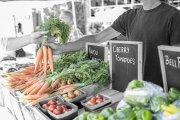 Alcañiz. Mercado agroecológico