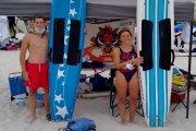 Nadadores bajoaragoneses con buenos resultados en el nacional