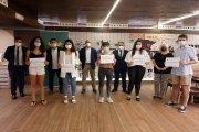 Beca de Caja Rural, a estudiantes bajoaragoneses