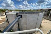 Planta de Biogás, en Valderrobres