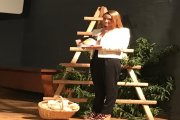 Mireia Belmonte y el melocotón de Calanda