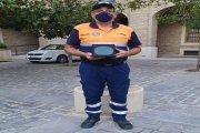 Reconocida la labor de los voluntarios de Protección Civil