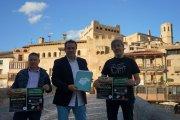 Teruel Existe y los parques eólicos